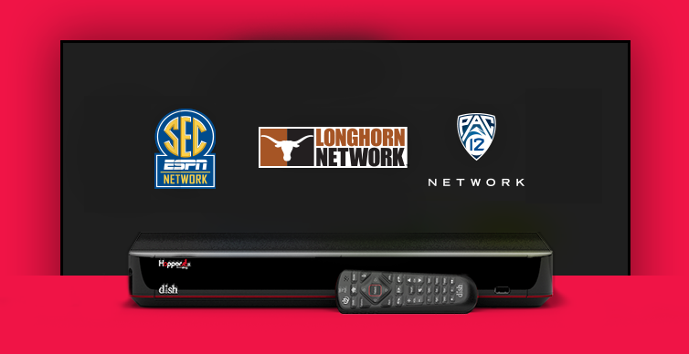 DISH College Sports TV Packages - Prescott Valley, Arizona - CM Wireless - DISH Authorized Retailer