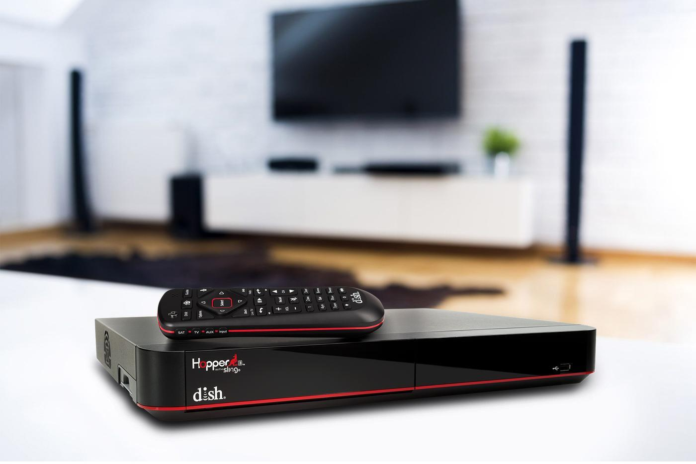 The Hopper - DVR with 4K ultra HD resolution  - Prescott Valley, Arizona - CM Wireless - DISH Authorized Retailer