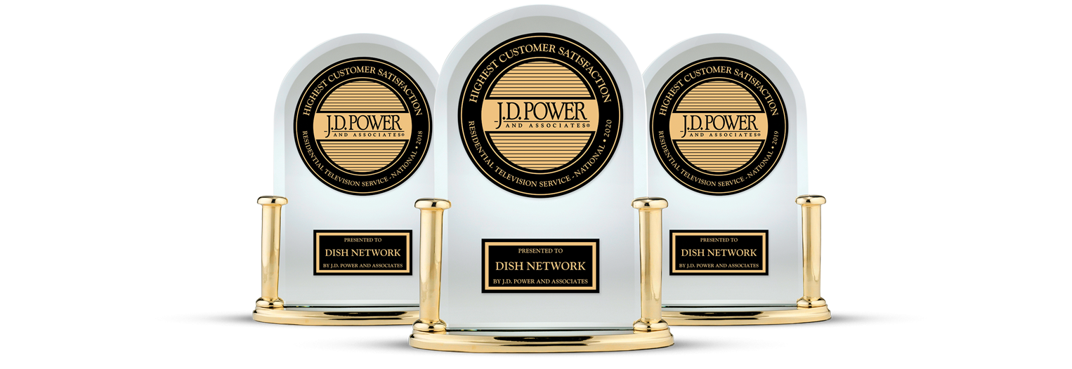 DISH Customer Satisfaction - Ranked #1 by JD Power - CM Wireless in Glendale, Arizona - DISH Authorized Retailer