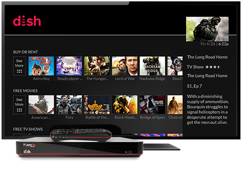 Ondemand TV from DISH | CM Wireless