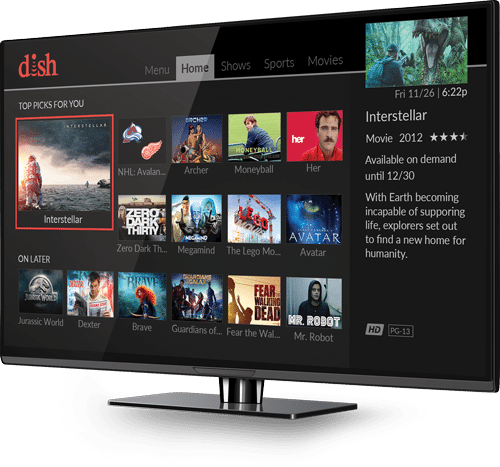 Get DISH On Demand Movies from CM Wireless in Prescott Valley, Arizona - DISH Authorized Retailer